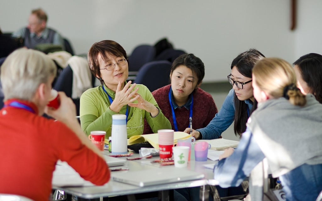 Academics meeting