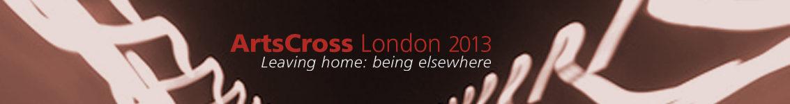 ArtsCross London 2013